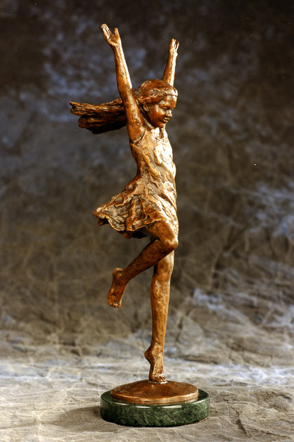 the Dance (bronze)