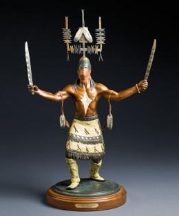 Mountain Spirit Dancer