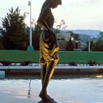 Dixie College Fountain
