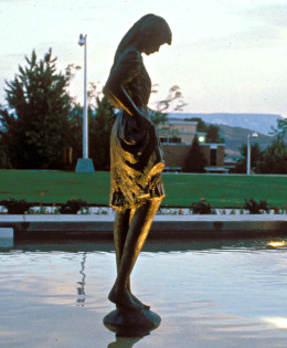 Dixie College Fountain
