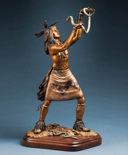 Hopi Snake Dancer