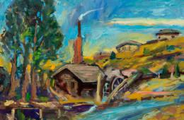Brigham's Mill